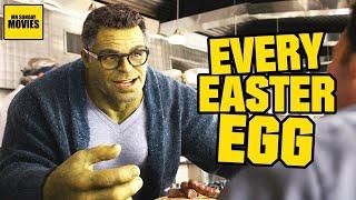Avengers: Endgame - All Easter Eggs, Cameos & Post Credits