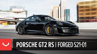 Porsche 991.2 GT2 RS   Zalasin   Vossen Forged S21-01 Center Lock Wheel