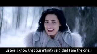Demi Lovato Stone Cold Reversed With Lyrics