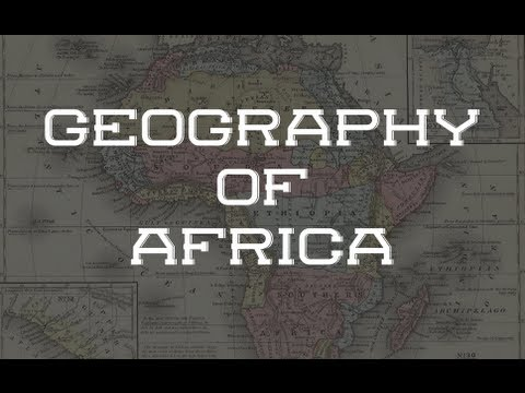 Medieval West Africa (African Geography)