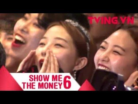 (Vietsub) SHOW ME THE MONEY 6   Lần đầu nghe diss nhau mà buồn cười vậy đấy
