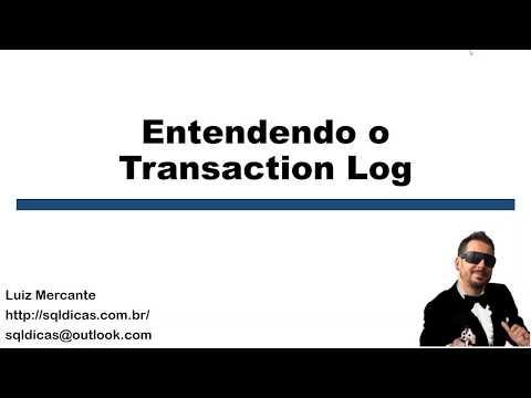 Entendendo o Transaction Log