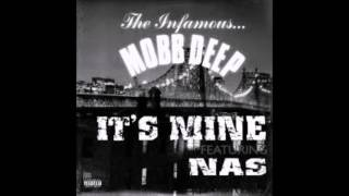Mobb Deep Ft Nas - It's Mine Instrumental