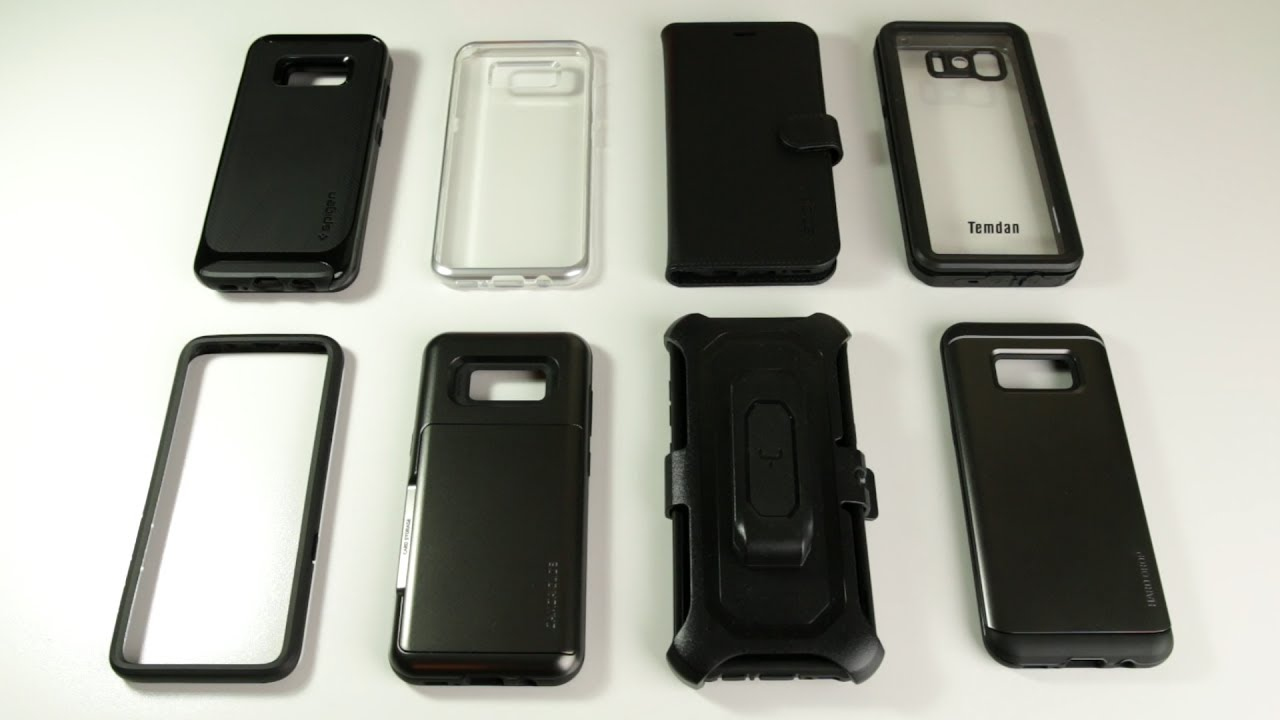 size 40 89d3f 5b192 Top 8 Galaxy S8 Case Review + Giveaway