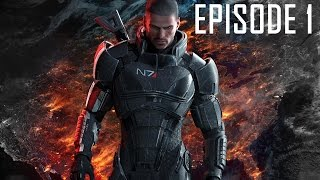 "Mass Effect 3: Episode 1 ""Arrival"" 1080p HD"