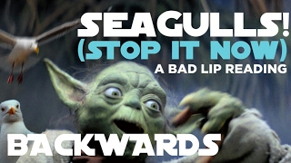 Seagulls (stop it now) by BLR but in reverse