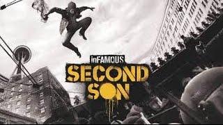 نظرة وانطباع عن لعبة infamous second son على البلايستيشن 4