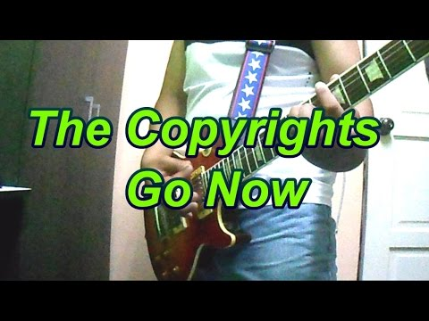 The Copyrights - Go Now (Guitar Cover)