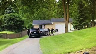 Police video shows man try to flee, crash into Oakland County patrol vehicle thumbnail