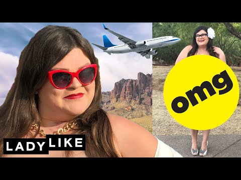 I Went To Arizona With No Clothes • Ladylike