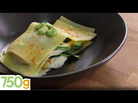 recette-de-lasagnes-aux-épinards-et-mozzarella-di-buffala-fumée---750g