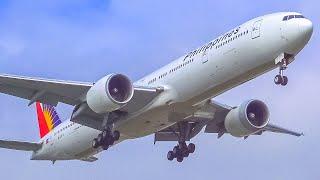 (4K) Morning Plane Spotting at Toronto Pearson Int'l Airport