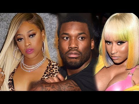 Trina gets Exposed for sleeping with Nicki Minaj ex boyfriend Meek Mills - Trina fires back Mp3