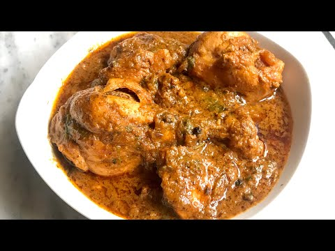 Punjabi chicken curry recipe dhaba style punjabi chicken curry recipe