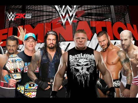 Possible: WWE Elimination Chamber Match For 2016