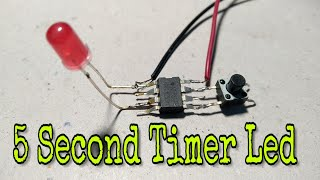 5 Second Timer Circuit