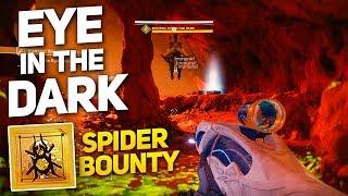 Wanted: Eye in the Dark - Spider's Weekly Bounty Guide - Powerful Gear Reward (Destiny 2 Forsaken)