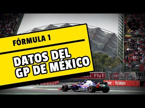 El Gran Premio de México en datos | Especial I Los Pleyers