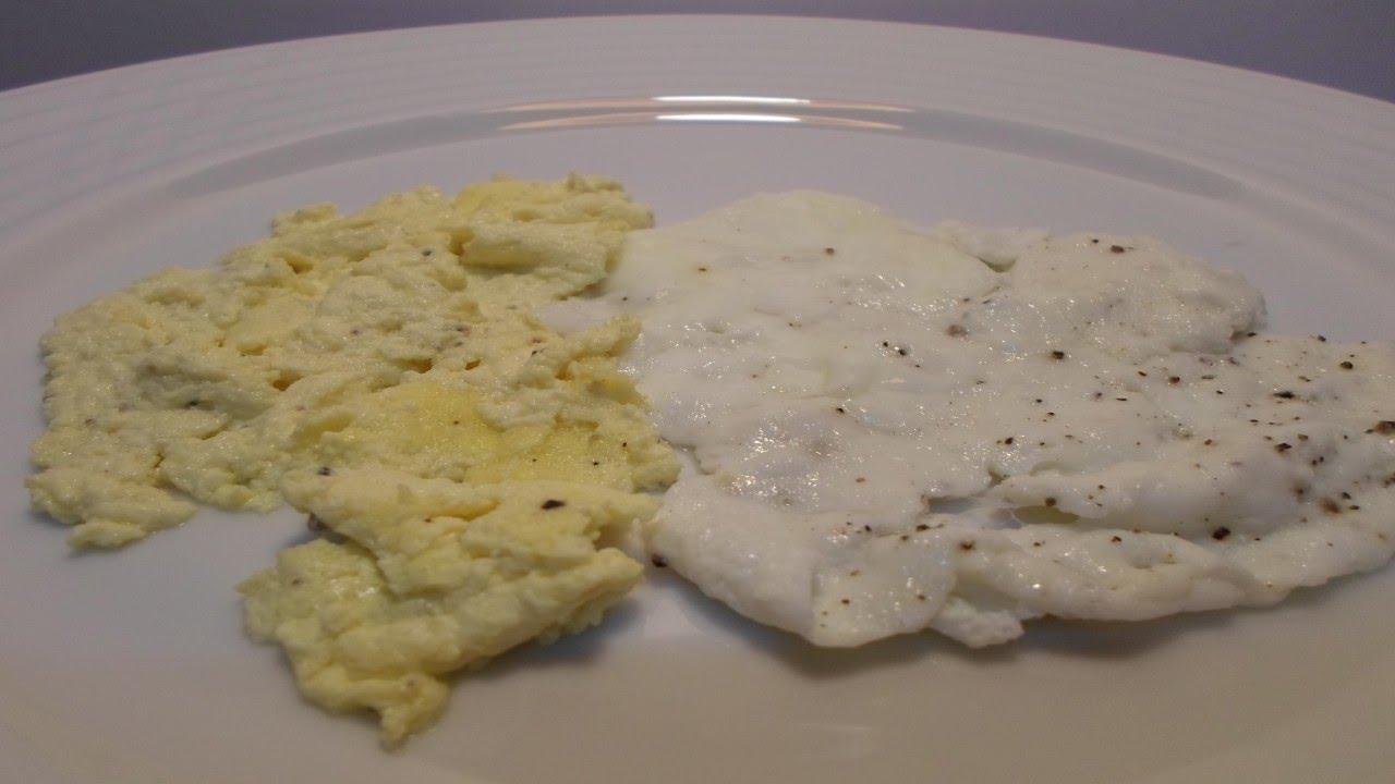 طريقة عمل البيض المقلي في الماء ( البيض المسلوق بطريقة مختلفة ) - Fried Egg In Water