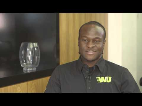 Western Union Victor Moses Europa League Interview