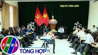 THVL | Bí thư Tỉnh ủy Vĩnh Long tiếp lãnh đạo tập đoàn BCG – Việt Nam