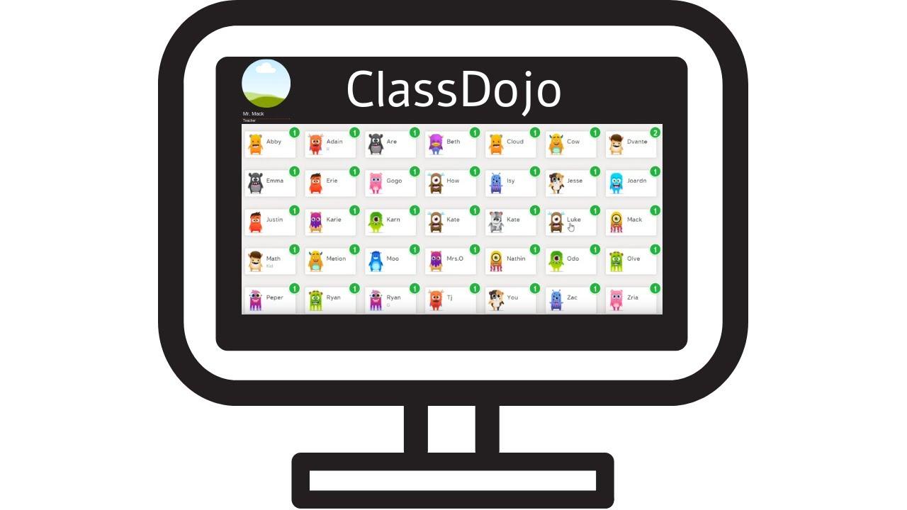 Classdojo for teachers