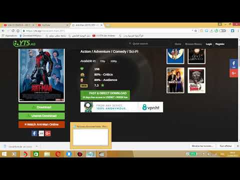 how to download any new movie (torrent; 100% worked) made in tunisia