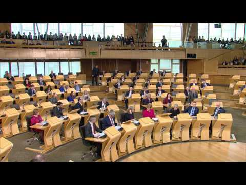 General Questions - Scottish Parliament: 2nd March 2017
