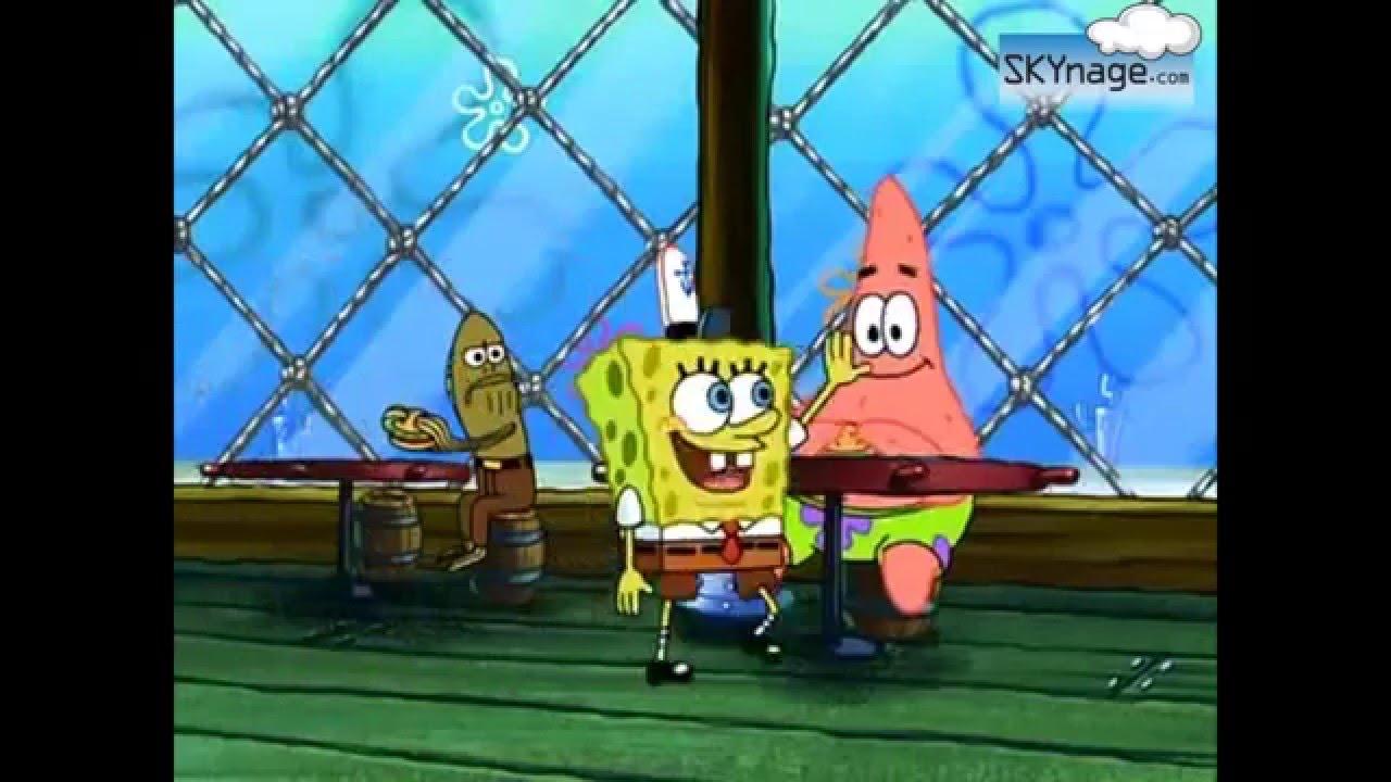 Spongebob Hey Patrick, how the %$#% are you? - YouTube