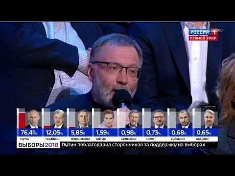 Thanks to Putin's representatives: Trump, Merkel, May, Poroshenko, Poland and Baltic governments!