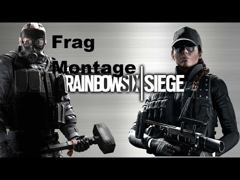 Rainbow Six Siege-FragMontage by ManWithButter