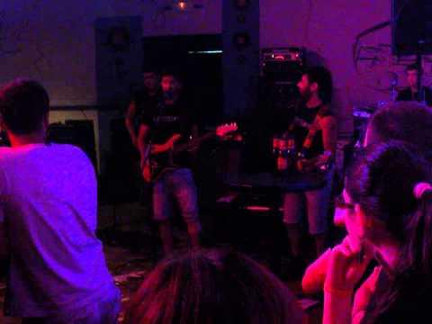 A Destiempo Rock - Concierto Bar Barrock (Arbúcies) 21/07/12- Parte 1