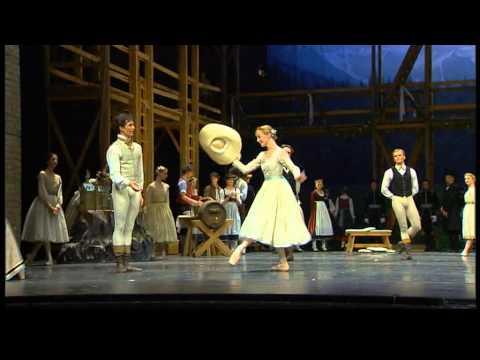 Four Noblemen & Princess Claire - Illusions Like Swan Lake, Hamburg Ballet