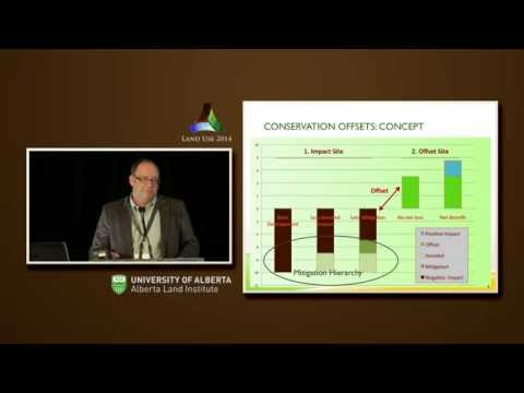 Land Use 2014 - The Future of Conservation Offsets