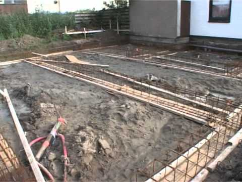 How to build a house by yourself youtube for Building a house step by step