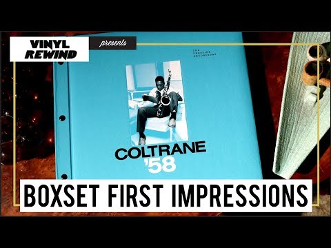 Coltrane '58 vinyl box set First Impressions