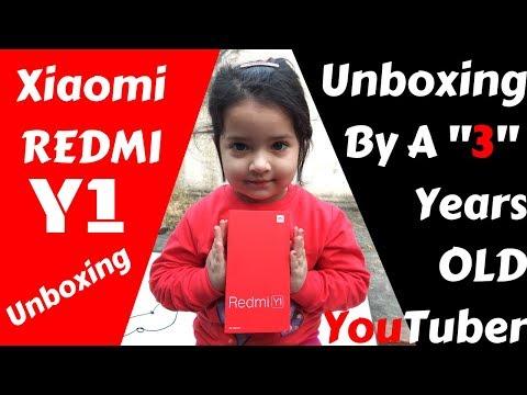 Redmi Y1 Unboxing | Varchasvi Sharma