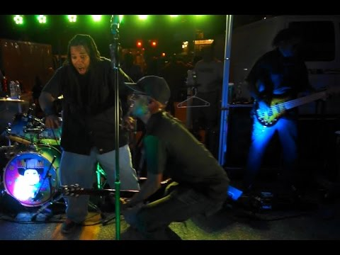 """Kelly Bell Band """" FBI"""" Belvedere Square 9-02-16"""