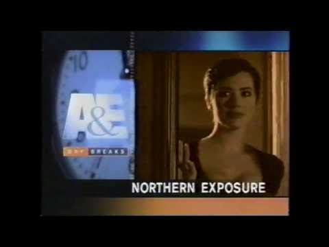 A&E Day Breaks Northern Exposure bumper ident (1998)