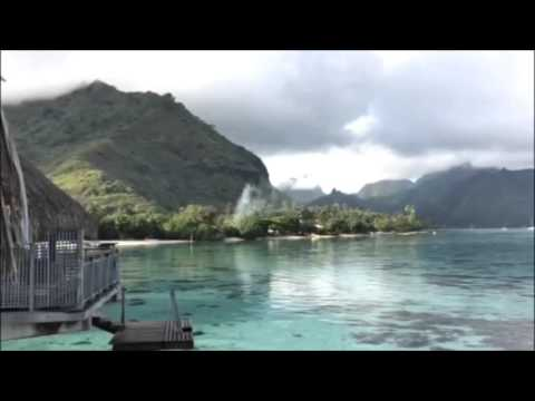 Majestic Mountains of Moorea, Tahiti - French Polynesia - Tahiti Holidays