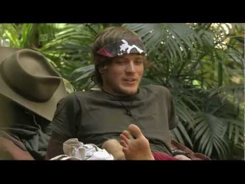Dougie Poynter on I'm a Celebrity...Get Me Out of Here! EP3
