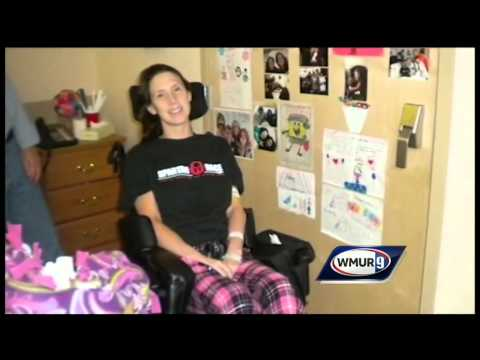 NH woman shares Lyme disease story