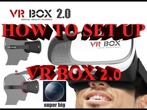VR BOX 2.0 REVIEW - How To Setup and use App - Yuri Divine