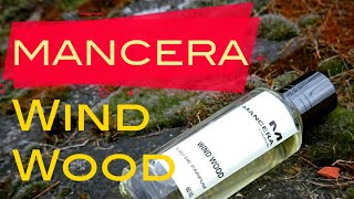 PACHNĄCY TYP - PERFUMY Mancera Wind Wood: fiołek, mech dębowy i różowy pieprz.