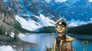 Gorillaz-Amarillo video