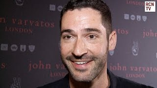 Tom Ellis Interview - Rush & Miranda Special 2014