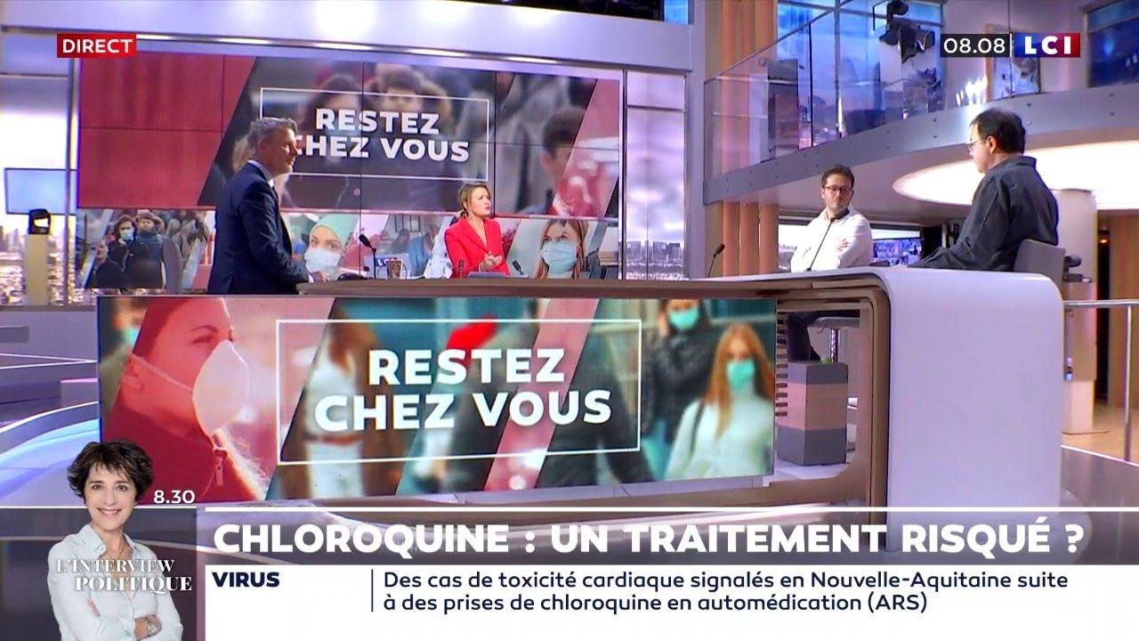 Hydrochloroquine : les autorités sanitaires alertent contre l'automédication