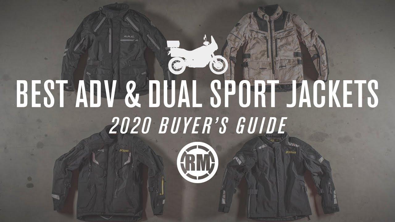 Best Dual Sport Motorcycle 2020.Best Adv Dual Sport Motorcycle Jackets 2020