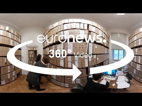 شاهد: أرشيف لحفظ أعمال فنية تمرّدت على الشيوعية في المجر  - نشر قبل 16 ساعة