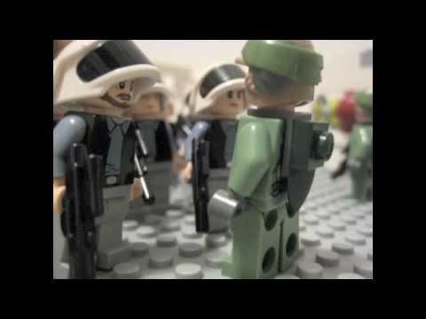 Lego Star Wars Battle: Coruscant